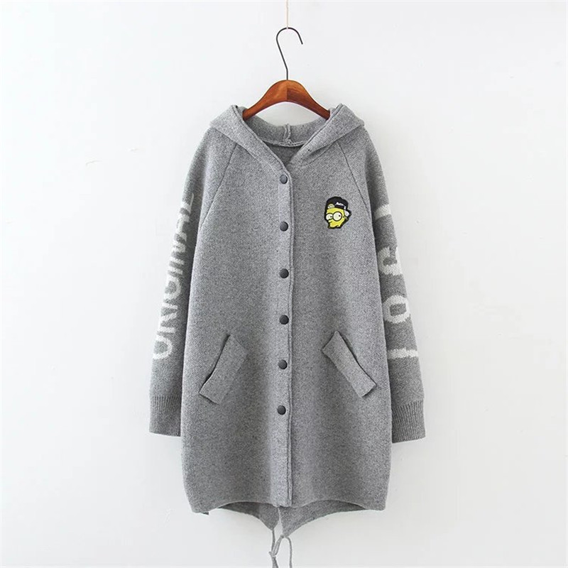 Online Get Cheap Hooded Cardigan Coat -Aliexpress.com | Alibaba Group