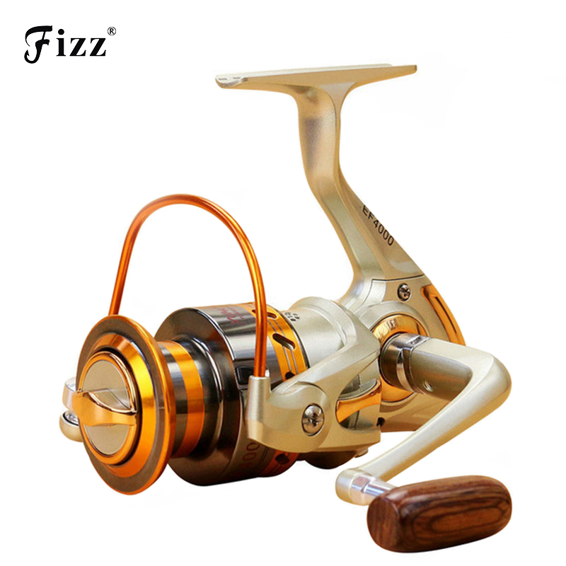 Mulinello da pesca in mare Super Deal Metal Spinning EF500 1000 2000 3000 4000 5000 6000 7000 8000 9000 Attrezzatura da pesca in mare