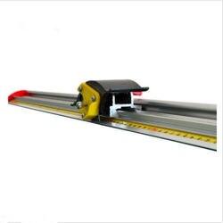 Wj 130 chroniony typ KT deska przesuwna linijka do cięcia ścieżek trymer do prostej i bezpiecznej deski do krojenia banery 130cm w Części do narzędzi od Narzędzia na