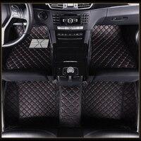 Car Floor Mats For Lexus rx 350 rx330 RX200t RX300 RX350 RX350L RX450H 2017 2016 Accessories Car Carpet Floor Mats Liner