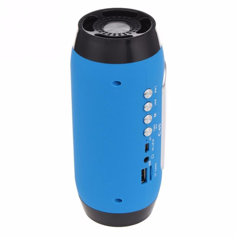 HIFI Wireless Bluetooth Speaker FM Radio Phone Function Stereo Soundbar TF Music Subwoofer Column Speaker for Computer Phones