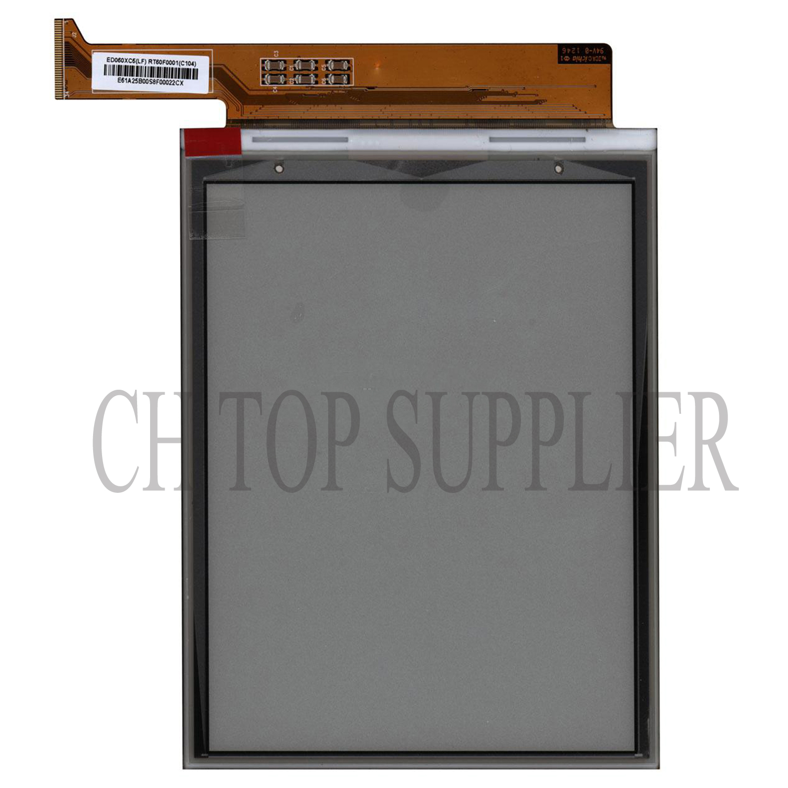 Original 6 inch Eink LCD Screen for Digma e633 EBOOK LCD Replacements Free Shipping ed060xd4 6 inch eink 100