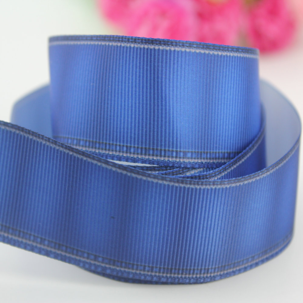 9mm 75mm Custom Jeans Printed Grosgrain Ribbon Diy Cloth