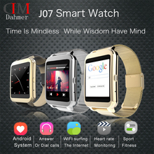 2016 New Arrival WIFI Bluetooth Smart Watch I95 4G ROM Camera Heart Rate MP3 Player Steel Smartwatch Work for IOS&Android phone