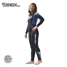 SLINX RIPTOP 1136 3mm Neoprene Girls Browsing Snorkeling Scuba Diving Swimsuit Spearfishing Windsurfing Swimming Swimwear Wetsuit