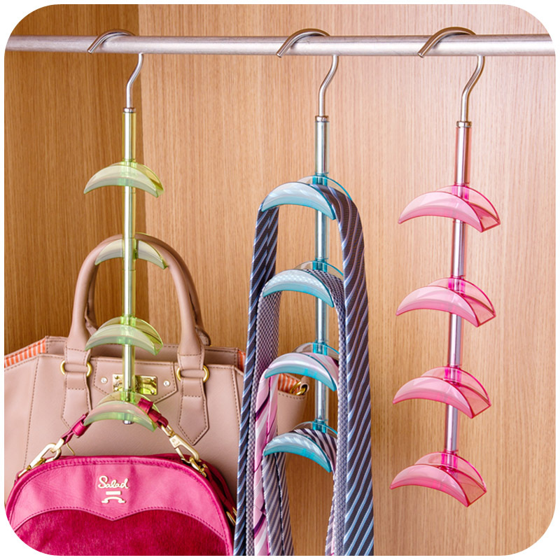 Robe Hooks Home Improvement Plastic Novelty Home Mini Cute Creative Anti-lost Hook Within The Bag Key Storage Holder Rack Robe Hooks Bathroom Hardware 2pcs High Safety