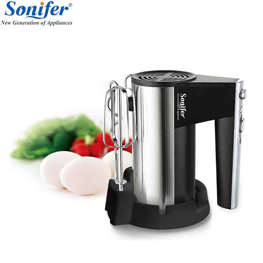 Original Stainless steel 5 speeds Food Mixers Dough Mixer Egg Beater 220v Food Blender for Kitchen Sonifer multifunction table electric food mixers dough mixer egg beater 220v food blender for kitchen sonifer