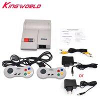 EU of US plug omvatten Twee Controllers en kabels Voor NES 101 Clone Console zonder game cartridge