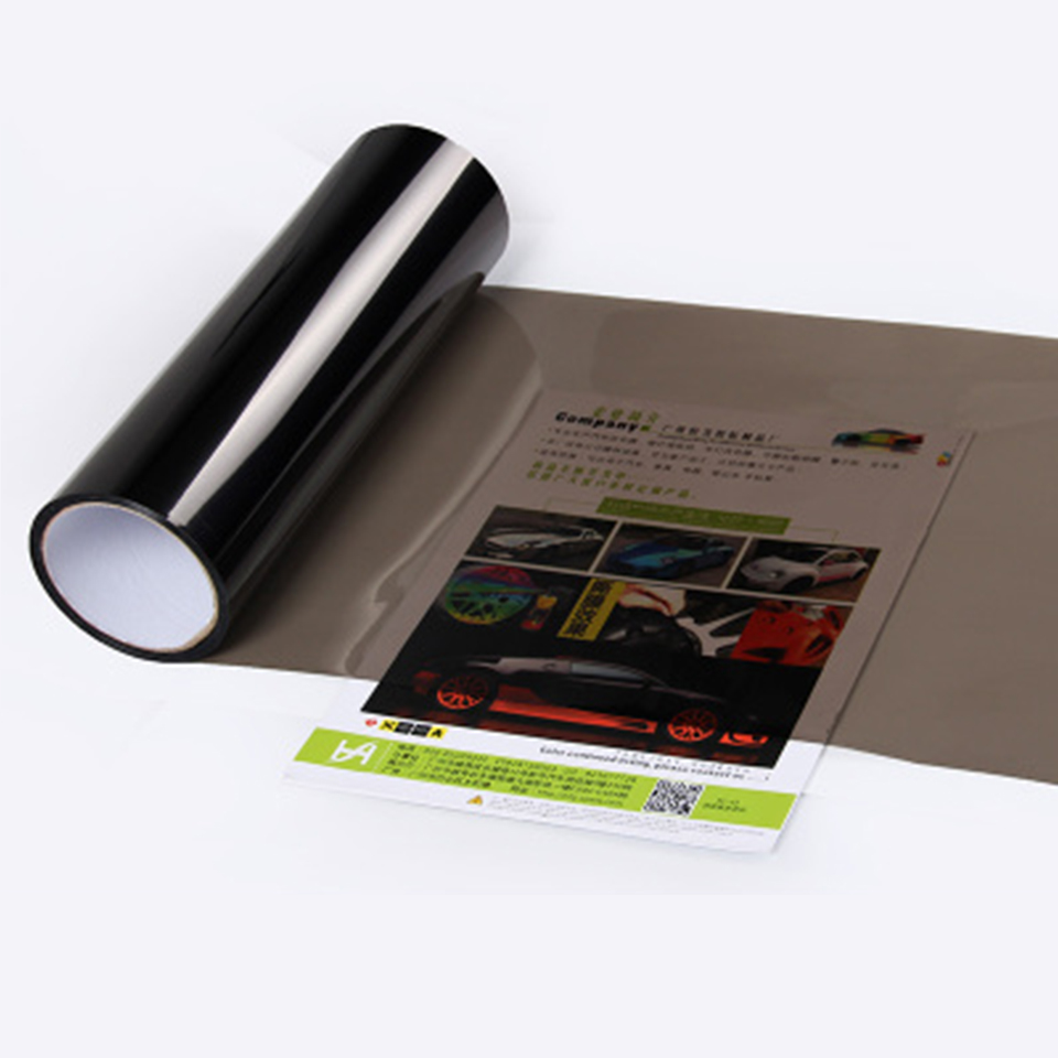 Image 3 - Quality Car Headlight Fog Light Vinyl Film Auto Taillight Tint Smoke Film Sticker Many Colors In Stocks 0.3x10m(1x33ft)-in Car Stickers from Automobiles & Motorcycles