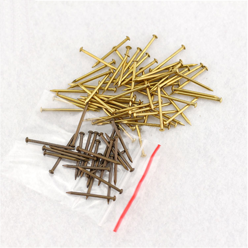 1.5*10/12/15/20/25mm  Archaize Round Head Antique Brass Nails for Wooden Furniture DIY Decorative Hardware 250g1.5*10/12/15/20/25mm  Archaize Round Head Antique Brass Nails for Wooden Furniture DIY Decorative Hardware 250g