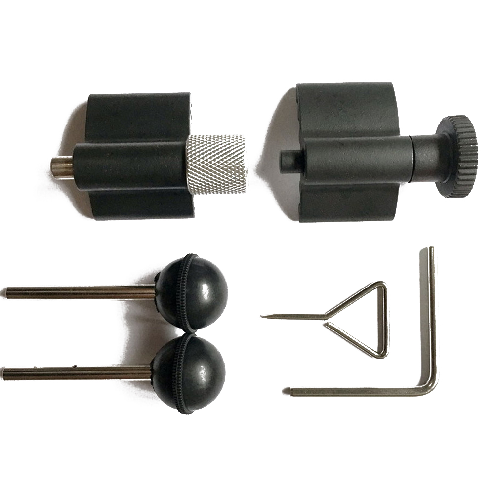 6 шт. Инструменты для ремонта инструмент для регулировки автомобиля автомобильные аксессуары специальный инструмент синхронизации двигателя для блокировки