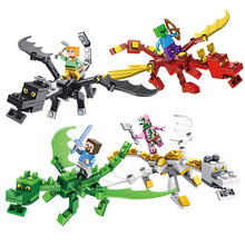 Achetez Dragon Minecraft Lots Des Prix Lego À Petit 35RjLqSc4A
