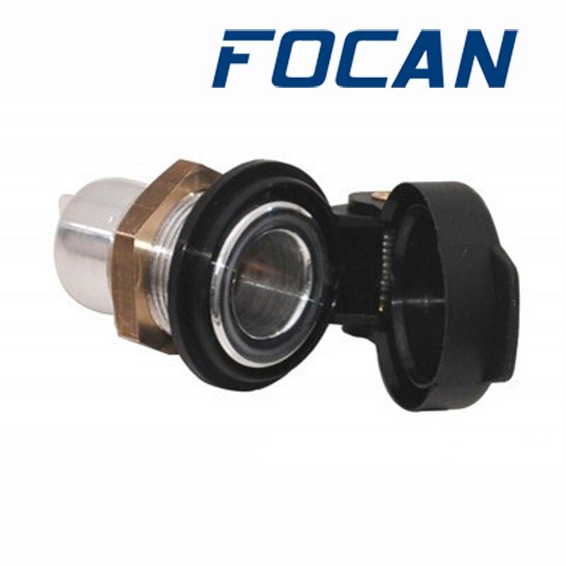 FOCAN 12V 24V DIN Heavy Duty Power Socket (16A)
