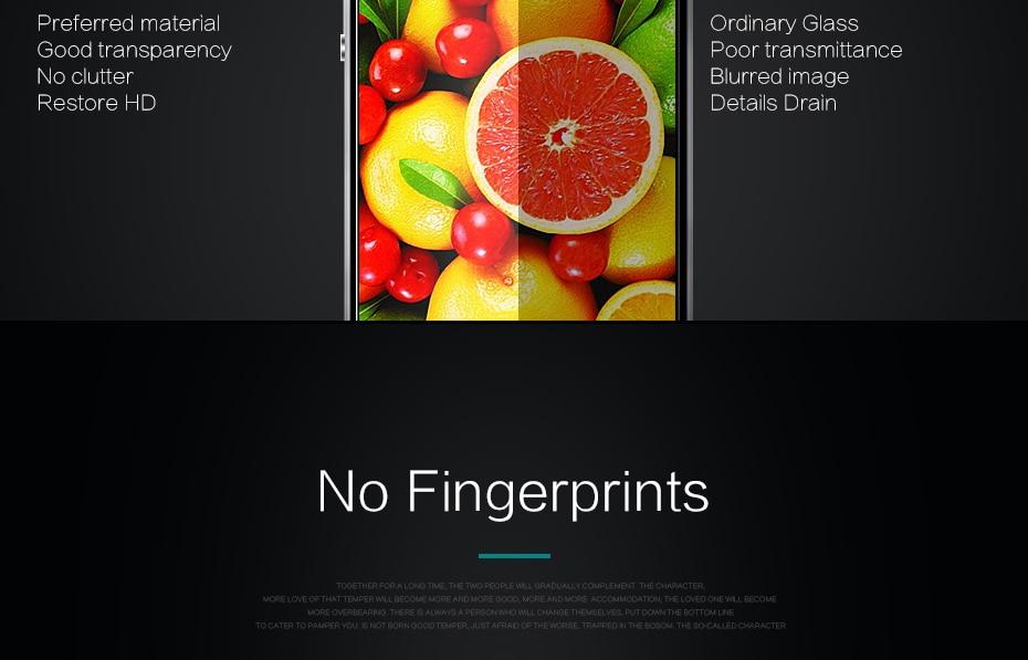 CHYI bez odcisków palców matowe szkło dla iphone 5s SE 5C ochraniacz ekranu oleofobowa powłoka 9 H dla iphone 7 8 plus xs Max XR szkło 29