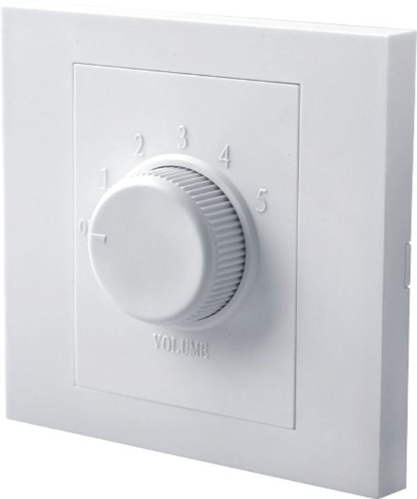 100w In Wall Stereo Speaker Volume Control With Impedance