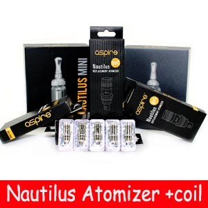 nautilus atomizer + Coil
