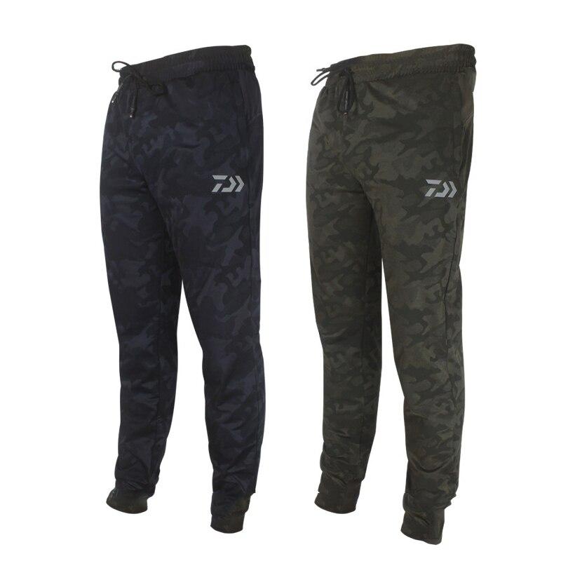 2019 New Man's Daiwa Fishing Trousers Plus size Autumn Outdoor Short Pants Hiking Sports Britches Spring Climbing Fishing Shorts