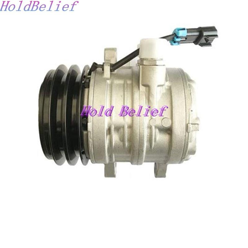 A/C Compressor 6733655 For Bobcat Skidsteer Loader T180 T190 T200 T250 T300 T320