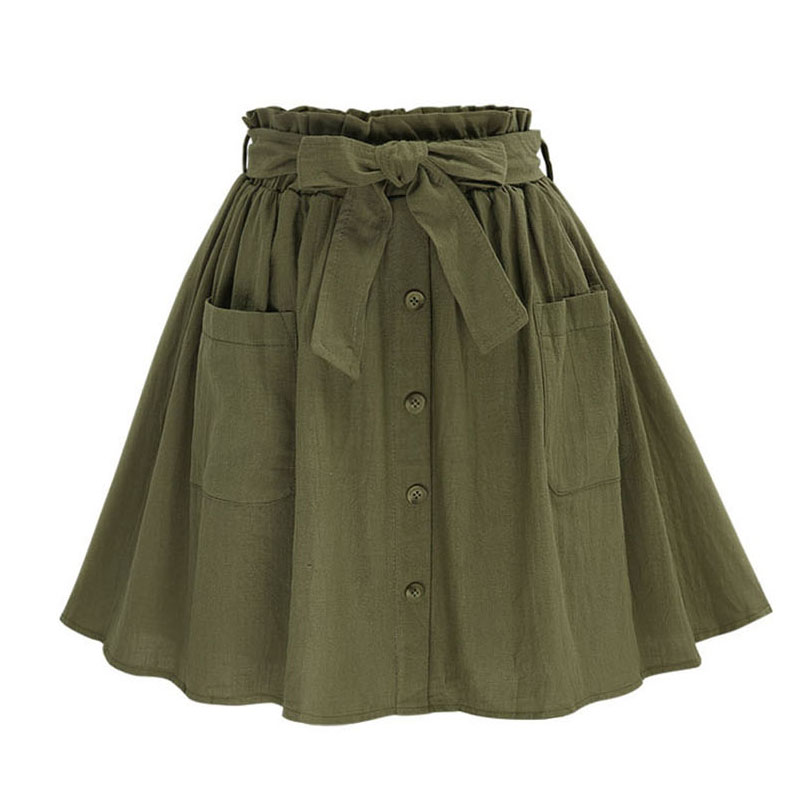 Online Buy Wholesale cute high waist skirts from China cute high ...
