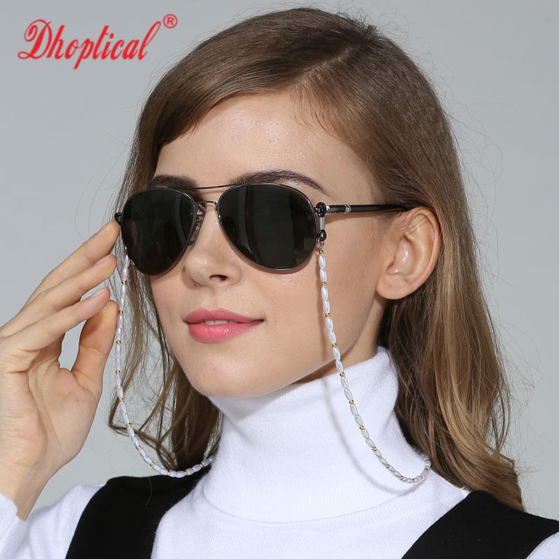498aa1442c536 Frete grátis óculos de sol da cadeia, cabo de óculos corda óculos de moda  becautiful b059 10 pcs independent embalagem