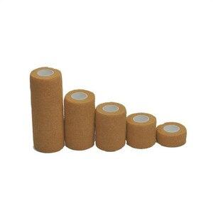 Image 5 - Fita esportiva à prova dágua de 4.5m, fita elástica autoadesiva, fita para músculo, articulações, bandagem coesiva não tecida