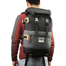 Marca masculina mochila de viaje 40l mochila back bolso de múltiples funciones impermeable mochila portátil hombres mochila back pack