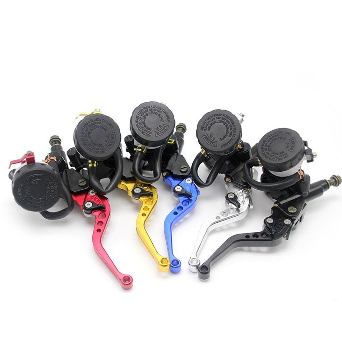 Универсальный изменение тормоз насос 22 мм гидравлический насос Регулируемая сцепления в сборе Мотоцикл тормозные сцепления Горячая Аксес