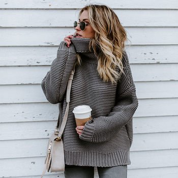 Fashion Warm Turtleneck Sweater7