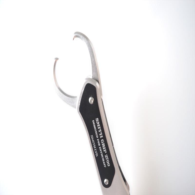 Hot salg Aluminium Portable Light Fish Lip Grip Fiskeri Gripper - Fiskeri - Foto 5