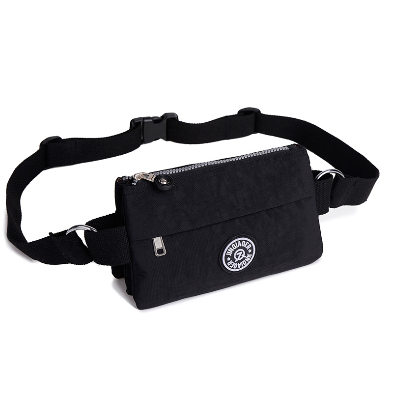Waist Bag Female Belt New Brand Fashion Waterproof Chest Handbag Unisex Fanny Pack Ladies Waist Pack Belly Bags Purse 2019 New image