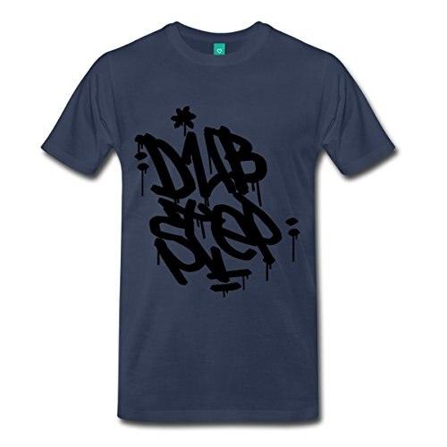 9869707c6 Dubstep etiqueta de graffiti hombres premium t shirt hombres camisetas  verano estilo moda hombres swag camisetas. sleeve tops camiseta homme en  Camisetas de ...