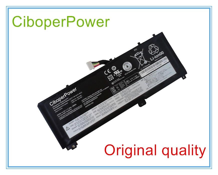 Originale batterie ordinateur portable pour 14.8 V 48Wh 45N1085 45N1086 Batterie Pour S420 S430