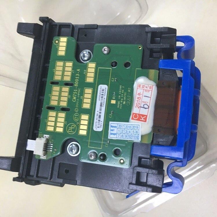 95% nouvelle tête d'imprimante CM751-80013A pour tête d'impression hp 950 951 utilisée pour imprimante hp officejet pro 8100 8600 8610