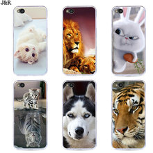 For Redmi Go Cover Silicone TPU Phone Bags Protective Soft Back Cases For Xiaomi Redmi Go RedmiGo Cases 5.0(China)