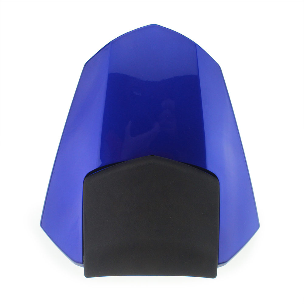 Motorcycle Blue Rear Pillion Seat Cowl Fairing Cover For Yamaha YZF R6 2008 2017 09 10 11 2009 2010 2011 2012 2013 2014 2015 in Covers Ornamental Mouldings from Automobiles Motorcycles