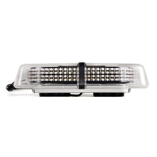 TOYL Vehicle Roof Top Hazard Warning Strobe Light Lamp 240 LED Amber toyl taxi cab roof light with magnetic base sign dc 12v yellow light