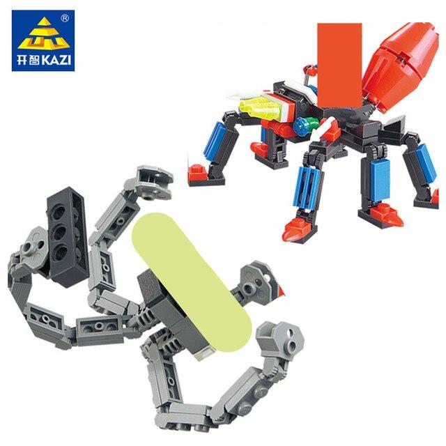 143 Pcs Spiderman VS Monstros Verdes Modelo Super Heróis de Guerra Building Blocks Define Bricks DIY Brinquedos Educativos para Crianças