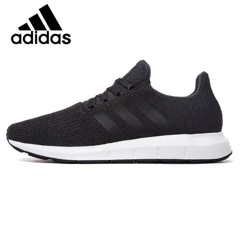 Original authentique Adidas Originals SWIFT unisexe chaussures de skate baskets hommes et femmes Sports plein air loisirs baskets