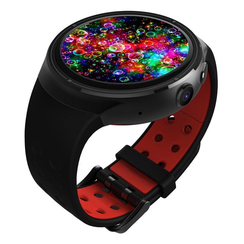 Original Interpad GPS Smartwatch Phone Android 5.1 MTK6580 1.3GHz 1GB+16GB Smart Watch 4.0 Wearable Devices Relogio Masculino smart baby watch q60s детские часы с gps голубые
