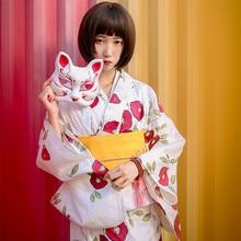 Japonés tradicional kimono con Obi mujeres yukata Bañeras robe desgaste  exterior Japón kimono Cosplay traje 012701 e0b58d5df79c