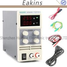 KPS3010D Mini LED Digital Regolabile DC Power Supply 0 ~ 30V 0 ~ 10A Alimentazione Elettrica di Commutazione 0.1V /0.01A Per La Riparazione Del Telefono