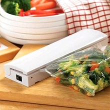 Mini Heat Sealing Machine Impulse Sealer Seal Packing Plastic Bag Kit