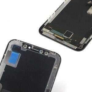 Image 3 - Originele Kwaliteit Voor Iphone X Lcd scherm Touch Screen 5.8 Inch Digitizer Vergadering Vervanging 100% Voor Iphone X Tianma Tft lcd