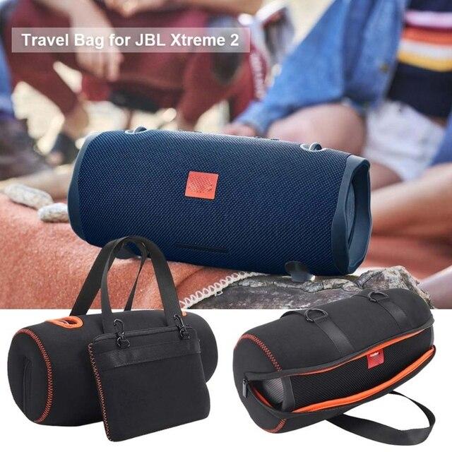 מגניב Portable Travel Carry Case Cover Bag For JBL Xtreme 2 Wireless UK-83
