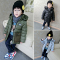 New Hot Sale Baby Winter Jacket,Warm Winter Baby Coat,Infant Boys Children Clothes,Fashion Outwear Kids Hooodies Child Clothing