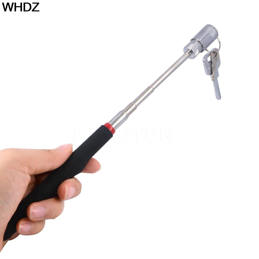 2016 Новое Поступление Горячей Мини LED Pick Up Tool Телескопический Магнит Магнитный Инструмент Для Уборки Гайки и Болты