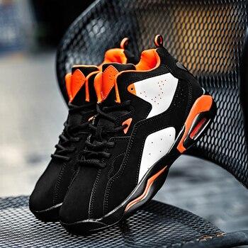 Chaussures Jordan Pour Garçons | Hommes Chaussures De Basket Jordan Baskets Haute Qualité Jordan Chaussures De Basket Pour Garçons Enfants Rétro Jordan Chaussures Bottes Formateurs