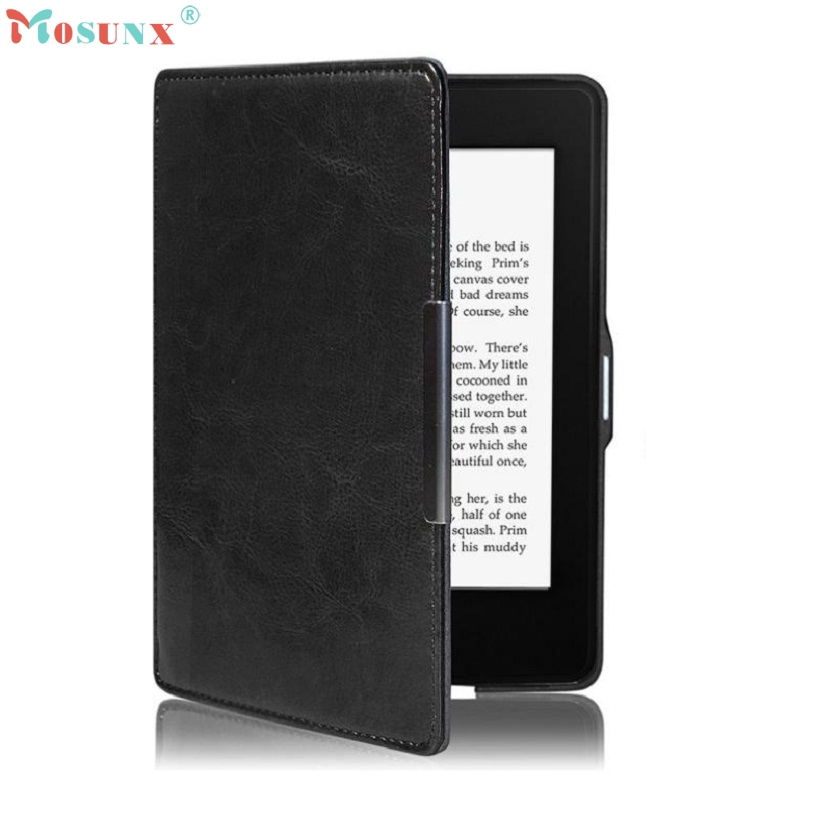Adroit Premiu Ultra Slim Leather Smart Cover Case For Amazon Kindle Paperwhite 5 New drop shipping 20S70117 цены онлайн