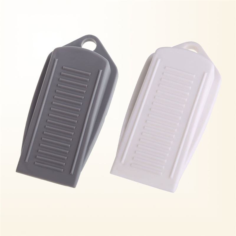 Door Stopper Child Protection Products Baby Safety Gate Door Bumper Clip Children Kids Safety Guard Finger Protector защитные накладки для дома happy baby фиксатор для двери pull out door stopper