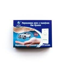 Compatible starline A91 GSM Mobile phone control car GPS car